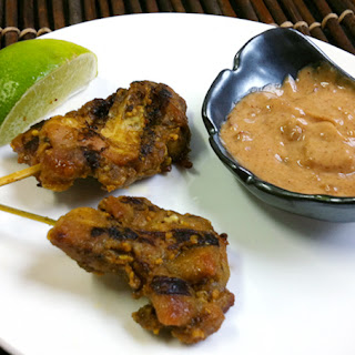 Almond Satay Sauce Recipe