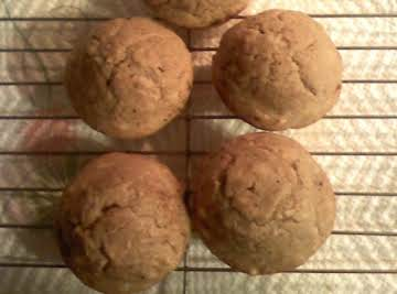 Squash & Zucchini Muffins - Baby Food Style