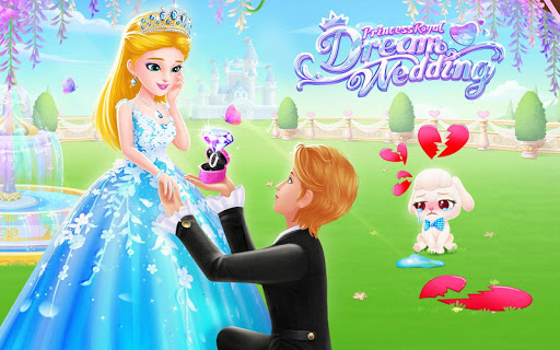 Princess Royal Dream Wedding 1.5 screenshots 1