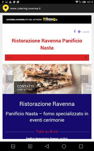 Catering Ravenna