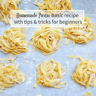 Basic Egg Noodle