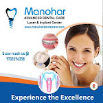 Manohar Advanced #Dental Care Laser and Implant Center is one  the best Dental Clinics in Visakhapatnam