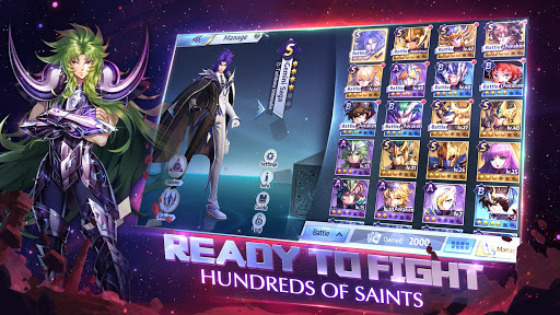 Saint Seiya Awakening: Knights of the Zodiac 1.6.45.1 screenshots 7