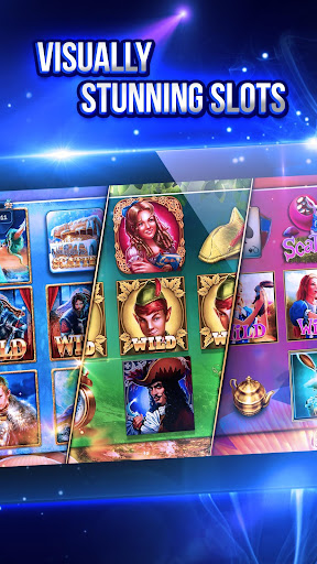 Huuuge Casino Slots - Play Free Vegas Slots Games 3.1.888 screenshots 5