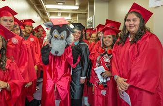 Photo: 2015 Spring Graduation