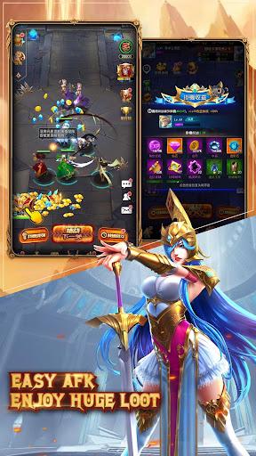 Idle Mythos screenshot 5