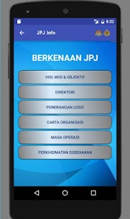InfoJPJ- screenshot thumbnail