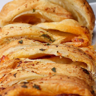 Pizza Braid Recipe
