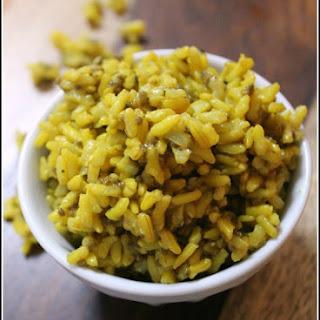 Turmeric and Black Pepper Brown Rice