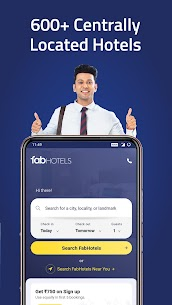 FabHotels: India's Best Hotel Rooms Booking App 5.4.0 Mod APK Download 2