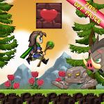Super Mage World -Trishas jump land and arcade run Icon