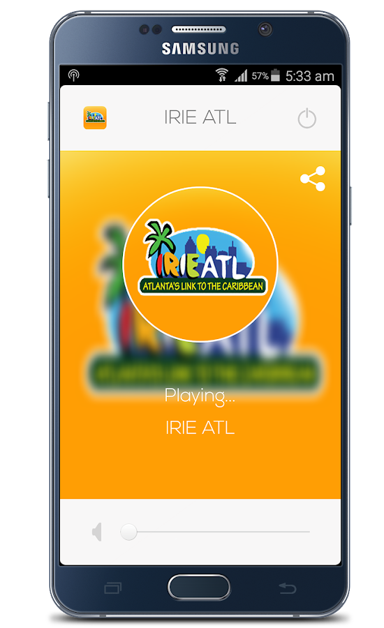 IRIE ATL- screenshot