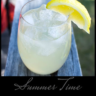 Summer Time Vodka Lemonade