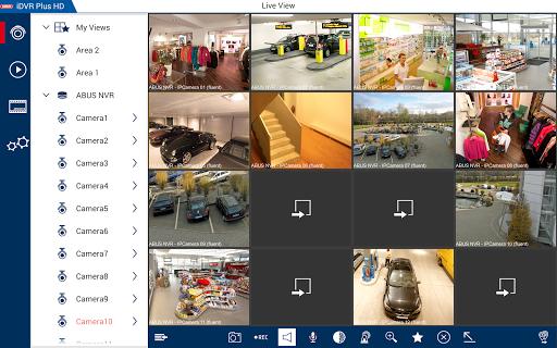 iDVR Plus HD 3.4.5 screenshots 1