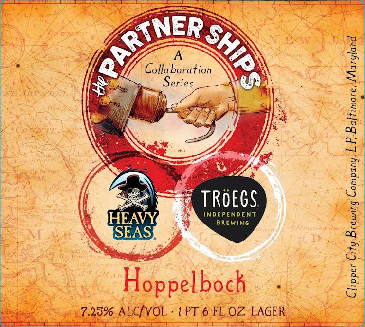 Logo of Heavy Seas/Troeg's Hoppelbock