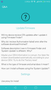 Firmware Finder- screenshot thumbnail
