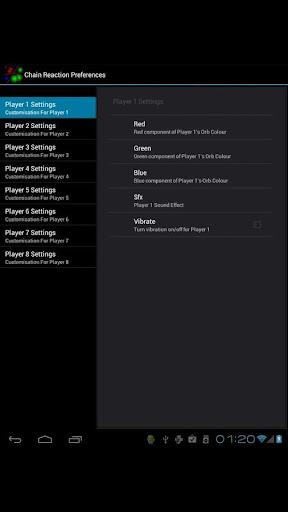 Chain Reaction 1.7 screenshots 12