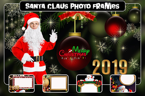 Download Santa Claus Photo Frames - 2019 For PC Windows and Mac apk screenshot 2