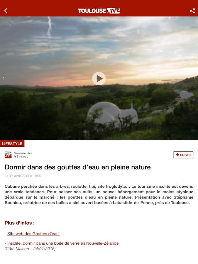 Toulouse Live - screenshot