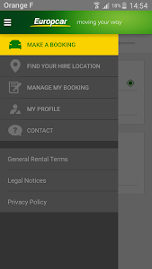Europcar – Car Rental App screenshot 4