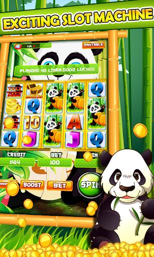 Slot Machine: Panda Slots 2.1 screenshots 8