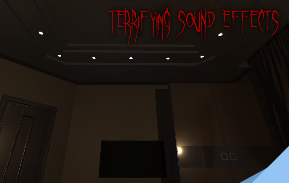 VR Bedroom Horror- screenshot