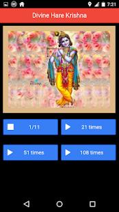 Divine Hare Krishna Hare Rama - náhled