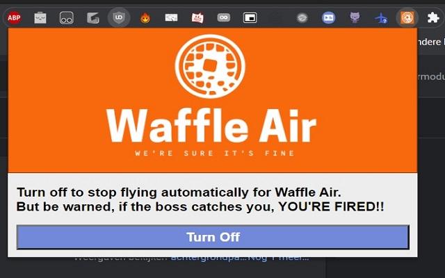 FlyForWafflyAir!