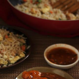 Chicken Manchurian Gravy, How to make Chicken Manchurian Recipe-Gravy