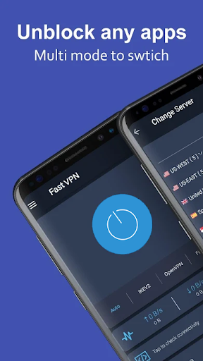Screenshot for Fast VPN – Paid Super VPN & Hotspot VPN Shield in United States Play Store