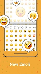 Emoji Android keyboard- screenshot thumbnail