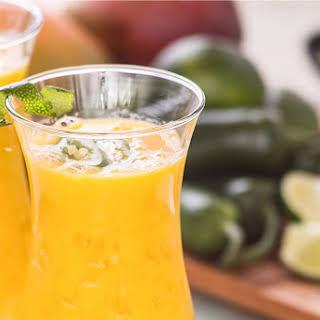 Mango Jalapeño Daiquiri.