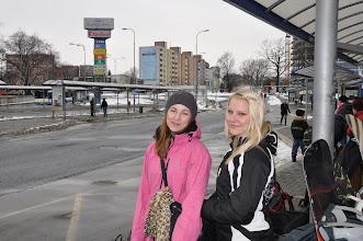 Photo: Kristýna a Johanka - vždy v dobré náladě.