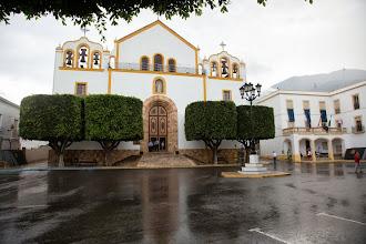 Foto: Viernes, el día de la lluvia