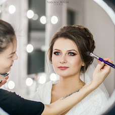 Wedding photographer Aleksey Nabokov (Tekilla). Photo of 08.10.2016