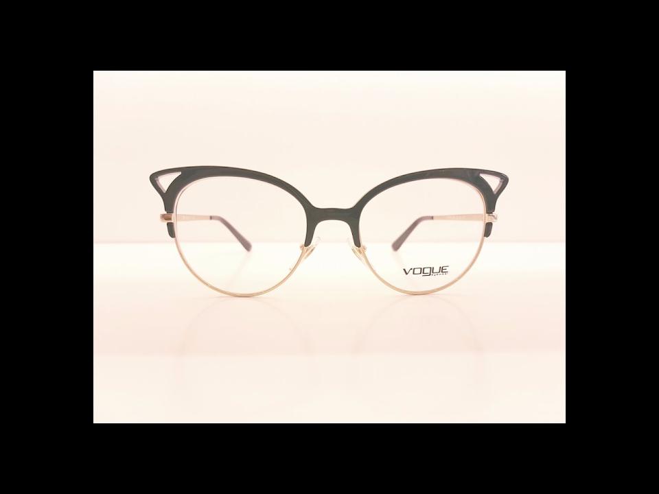 vogue papillonnante lunettes