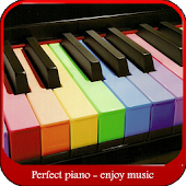 Perfect piano - enjoy music