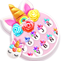 Sweeties Unicorn Keyboard icon