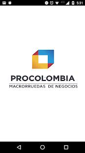 Macrorruedas Procolombia App - náhled