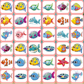 Connect Animals - Onet Fish