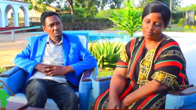 Omosh's wife asks for help to build a house