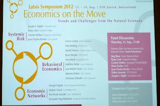 Photo: Latsis Symposium
