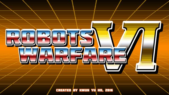 Robots Warfare VI - screenshot