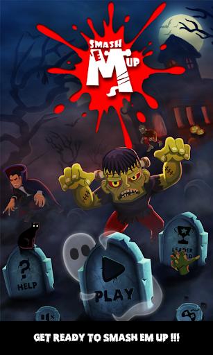 Smash em up- Zombie smasher