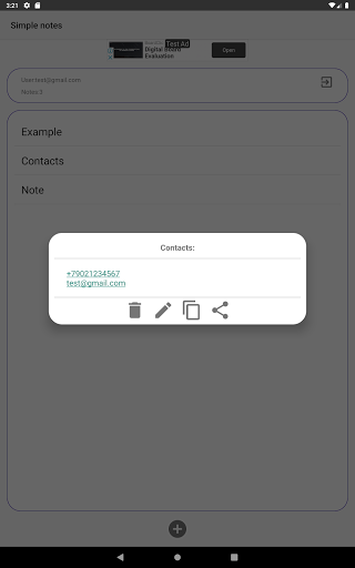 Simple Notes screenshot 9