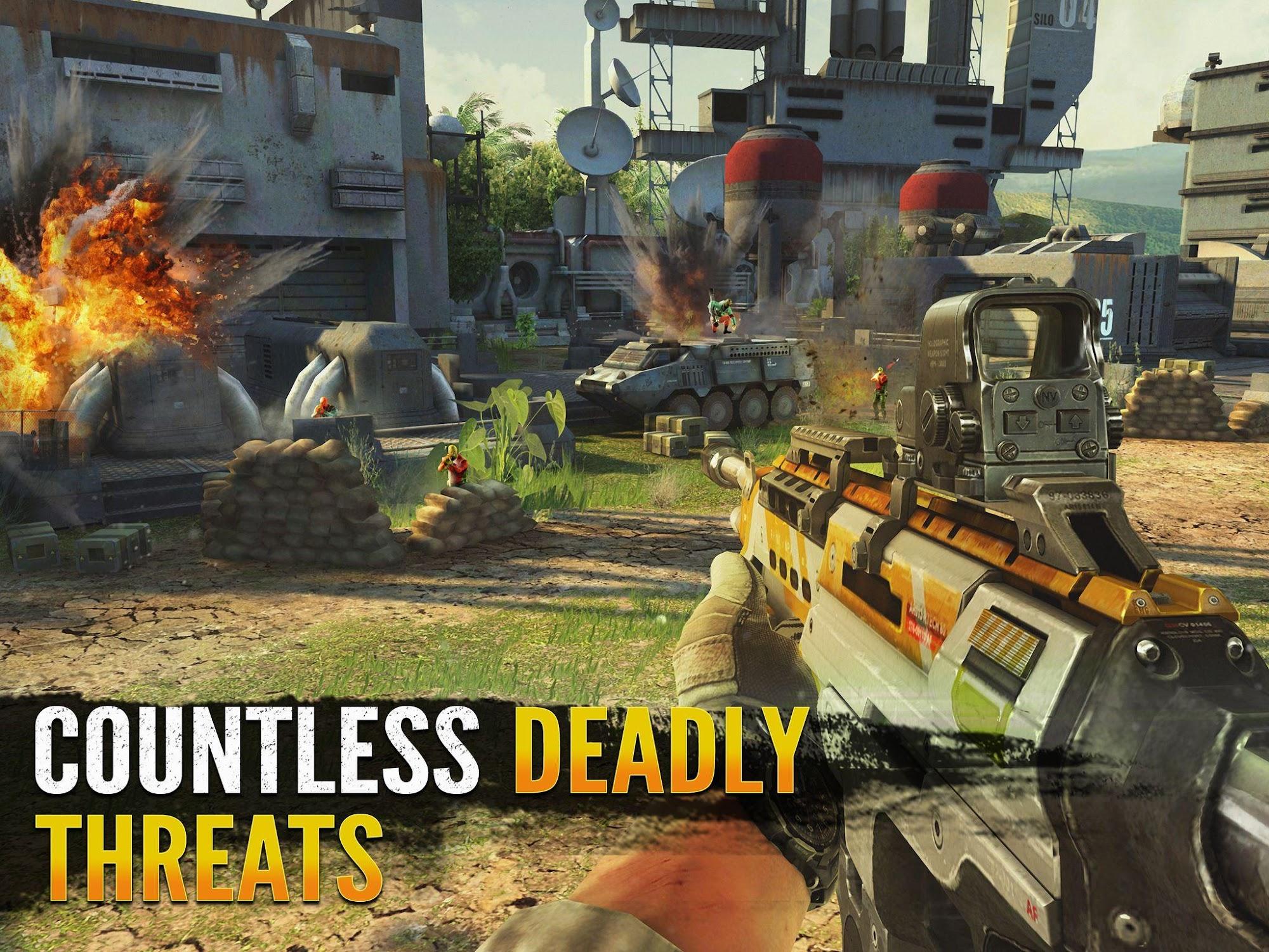 Sniper Fury screenshot #3