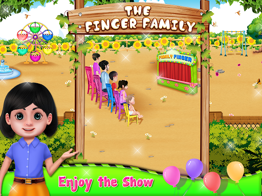 Finger Family Nursery Rhymes - Part 2 1.0 screenshots 2
