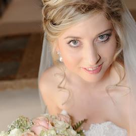 by Lindie Furstenberg - Wedding Bride