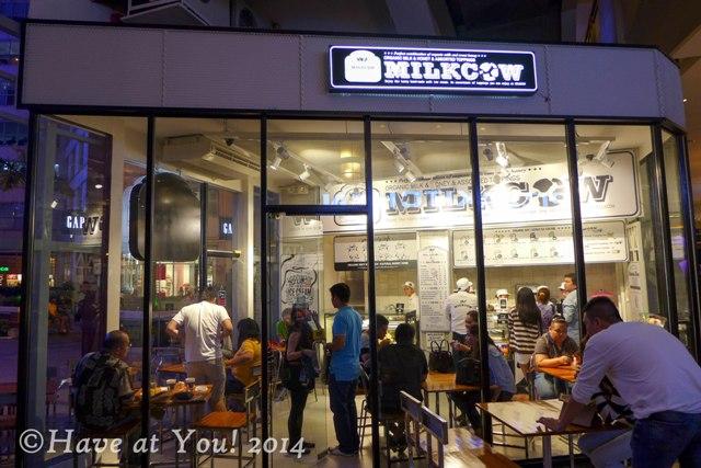 Milk Cow storefront