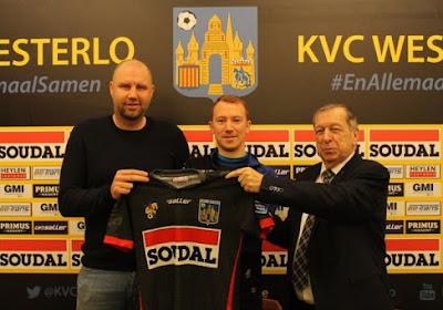 Officiel: Christian Brüls s'engage à Westerlo